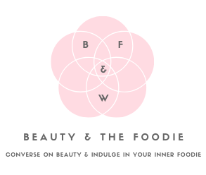 beauty & the foodie.